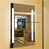 Lighted Frameless Design Bathroom LED Backlit Vanity Mirror for Hotels