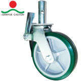 """Cheap 6'' and 8"""" Universal Scaffolding Caster for Mobile Platform (Scaffolding Caster Wheel)"""