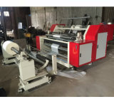 Horizontal Paper Slitting and Rewinding Machine