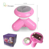 Triangle Massager Plastic Mini Massager Handheld Massager
