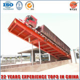 Telescopic Hydraulic Cylinder for Unloading Platform Dump Truck