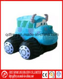 Plush Engineering Car Toy with Soft Bull Shape