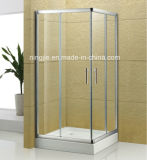 Simple Sanitaey Ware Bathroom Temper Glass Shower Room (238)