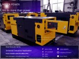 MECCA LOW FUEL GENERATOR