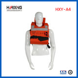 High Quality Personalize Orange Adult Foam Hot Sale Life Jacket with Cheapest Price