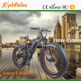 Cheap Chinese 48V 750W 26*4.0 Inch Fat Tire Electric Snow Bike with LG Lithium Battery