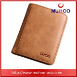 New Arrival Brown Men Leather Wallets for Travel