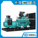 Cummins Standby 1000kVA / 800kw Kta38-G2a Industrial Generator Set with 100% Pure Copper Brushless Generator