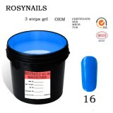 Beauty Cosmetics Kgs Bulk Wholesale Art Gel for Nail Polish
