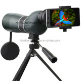 (KL5022) 45X60s Birds Single-Tube Reflector Coin Operated Outdoor/Night Vision Digital Telescope with Tripot Hunting Spotting Scope