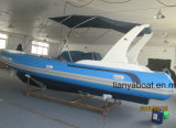 Liya 16passengers Yacht Fiberglass Tender Boats for Sale