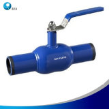GOST Fully Welded Gas Ball Valve for Heat Supply Pipeline