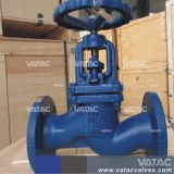 Cast Steel A216 Wcb Flanged Bellow Sealed Globe Valve