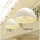 Resin Home Decorative LED Chandlier Lighting Poly Chandelier