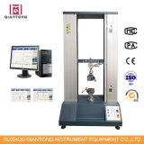 Computer Control Universal Tensile Testing Machine with Extensometer/Bending/Tensile Fixtures