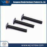 DIN Black Oxide Truss Head/Button Head Socket Hex Head Machine Screw M3