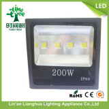 Waterproof Outdoor Lighting Four COB 200W LED Flood Light