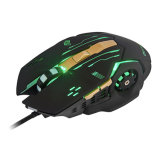 6D Optical USB Gaming Wired Mouse with Side Buttons