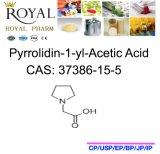 Good Price, Made in China, Pyrrolidin-1-Yl-Acetic Acid	CAS: 37386-15-5