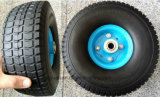 3.50-4 PU Foam Trolley Wheel for Us Market