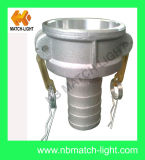 Aluminium Reducer Pipe Fitting for Connecting Pipes