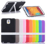 Stand Silicone Case for Samsung Note 3 N9000