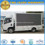 4*2 FAW HD LED Advertising Vehicle 6 T Mobile Display Truck