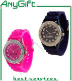 AG Silicone Watch with Customized Color and Logo