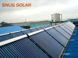 Solar Thermal Collectors Hot Water Project