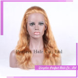 African American Blonde Human Hair Wigs for Sale