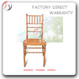 Nice Painting Durable Frame Wooden Tiffany Chair (AT-08)