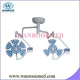 Medical Equipment Ceiling Type Shadowless Head Operating Surgical Lamp for Illuminating