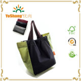 Reusable Large Capacity Nylon Foldable Shopping Bag for Supermaket