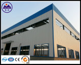 Prefabricated / Prefab Steel Structure Warehouse / Workshop / Construction Building with Economical Design and Best Price (TW375J)