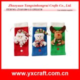 Christmas Decoration (ZY16Y184-1-2-3 29X13CM) Holiday Decoration Gift Use