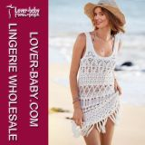 Fashion Beach Dress Female Sexy Beachwear (L38230)