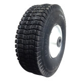 "10 Inch 10""X3.50-4 Pneumatic Inflatable Rubber Wheel"