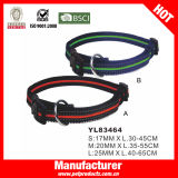 Dual Yarn Buckle Reflective Dog Collar (YL83464)