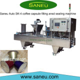 Powder Packing Machine for Filling Sealing The Aluminum Capsule/Dg/Lavazza and Kcup Plastic Cups