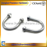 High Tensile U-Shaped Bolt and Nuts, U Bolts Manufacter