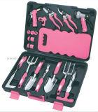 18PCS Garden Tool Kit-Pink (SE2654)