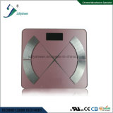 Factory Wholesales Bluetooth Axunge Scale Smart Fat Scale Ce RoHS FCC Approved Pink Screen Printing