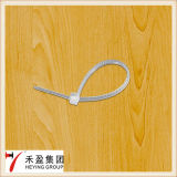 Releasable Plastic Cable Ties for Bundle