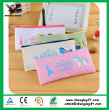 Promotional Custom Cotton Canvas Child Pencil Bag with Zip
