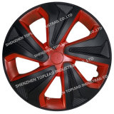 Universal Carbon Fiber PP/ABS Plastic Wheel Hub Car Center Rims