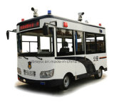 Environmental Protection Car Battery Closed Low Speed Electric Patrol Cart