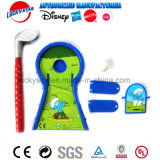 Golf Game Plastic Toy for Kid Promotio