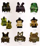 Military Style Tactical Vest Army Uniform