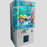 Newest Cut UR Prize Plush Toy Scissors Crane Machine Hot Sell Barber Cut UR Prize Game Play Arcade