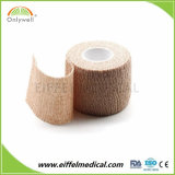 100% Cotton Cohesive Elastic Bandage with Ce & ISO & FDA